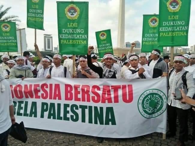 Ketum DPP LDII: Dukungan ke Palestina Jangan Pernah Lekang