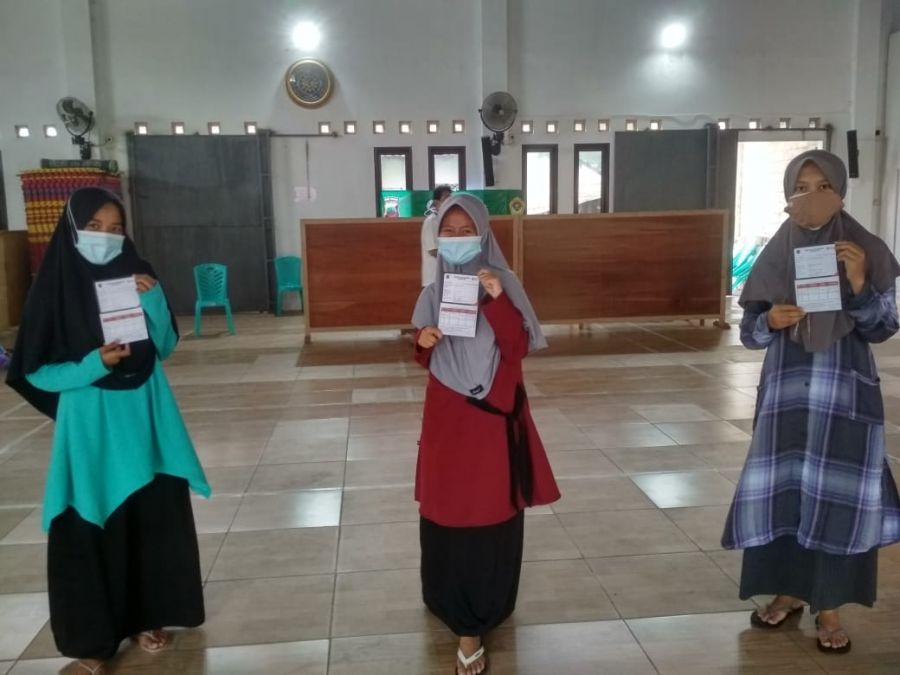 Percepat Vaksinasi Nasional, Polres Magelang Gelar Vaksinasi Presisi Gandeng LDII