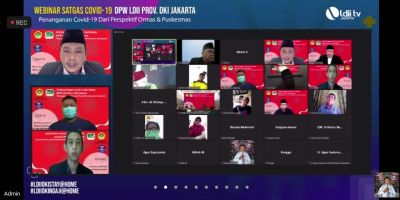 Kepala Dinas Kesehatan DKI Jakarta Apresiasi Program Vaksinasi LDII